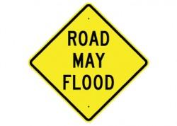Road May Flood