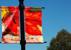 Streetpole Banners