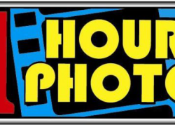 1 Hour Photo Sign
