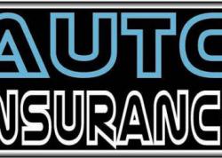 Auto Insurance Sign