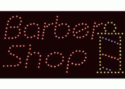 Barber Shop LED