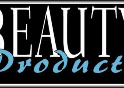 Beauty Products Sign