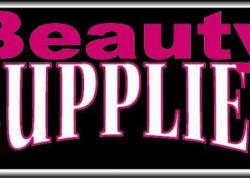 Beauty Supplies Sign