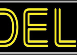 Deli Sign