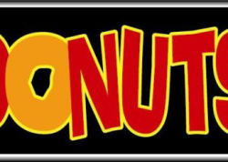 Donuts Sign