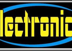 Electronics Sign