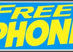 Free Phone Sign