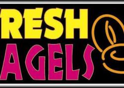 Fresh Bagels Sign