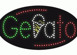 Gelato Oval LED