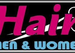 Hair Men/Women Sign