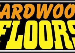 Hardwood Floors Sign