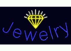 Jewelry Curve LED