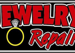 Jewelry Repair Sign
