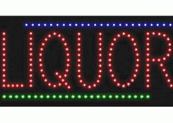 Liquor LED