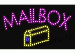 Mailbox LED
