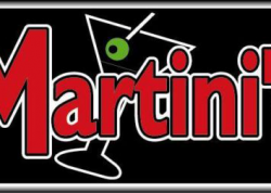 Martinis Sign