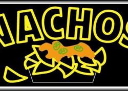 Nachos Sign