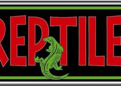 Reptiles Sign