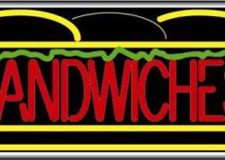 Sandwiches Sign