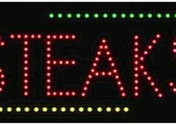 Steaks LED