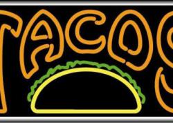 Tacos Sign