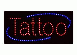 Tattoo LED
