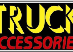 Truck Accessories Sign