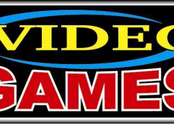 Video Games Sign