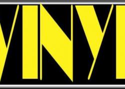 Vinyl Sign