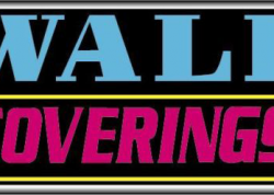 Wall Coverings Sign