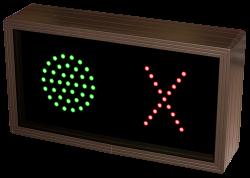 LED Indicator Dot / X