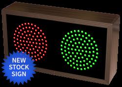 LED Double Indicator Dots